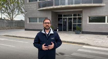 El Alcalde de Lorca se muestra orgulloso de sus vecinos y vecinas por ''la actitud que estamos teniendo todos''