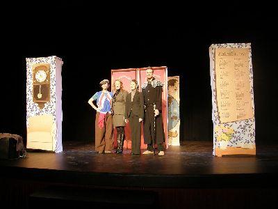 Fundación Cajamar y Ayuntamiento de Lorca presentan la programación anual de teatro para escolares