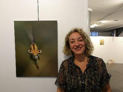 La sala de exposiciones del Centro Cultural de Lorca acoge la exposición ''Agua… Libélulas'' del 1 al 15 de octubre
