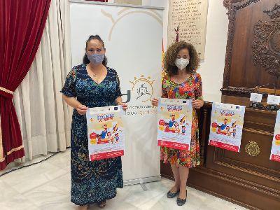 El Ayuntamiento de Lorca oferta 105 plazas para las 'Escuelas de Verano para Conciliar y Coeducar' del 19 al 30 de julio