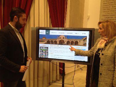 La Concejalía de Igualdad del Ayuntamiento de Lorca pone en marcha su página web con el fin de aprovechar las nuevas tecnologías para informar de sus actividades y servicios