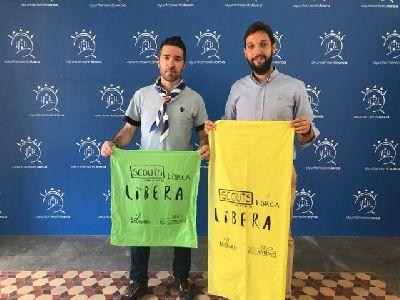 Limusa, Medio Ambiente y el Grupo Scout Ciudad del Sol participan en el ''Proyecto Libera'' con el objetivo de limpiar el cauce del Río Guadalentín