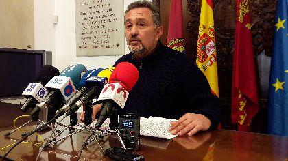 El Ayuntamiento anima a los agricultores lorquinos afectados por los temporales de nieve y lluvia a beneficiarse de las ayudas estatales establecidas al efecto