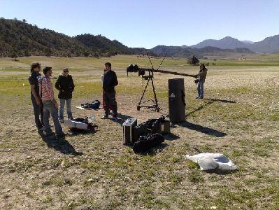 Diversa ofrece a los jóvenes lorquinos la posibilidad de rodar un corto, creando el guión y participando en la realización