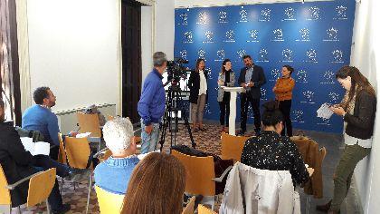 La Concejalía de Comercio emprende la iniciativa ''Carro de la compra lorquino'', para dar a conocer los artículos hechos en el municipio y fomentar su consumo