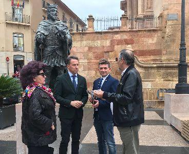 Más de 30 actos conforman el programa diseñado por la Federación San Clemente para conmemorar la festividad de San Clemente, Patrón de Lorca