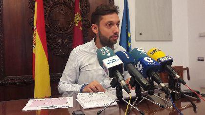 Lorca alivia su deuda a un ritmo diario de 17.260,27 euros y consigue el mejor dato de los últimos 17 años, con un recorte superior a los 4 millones en los últimos 6 meses