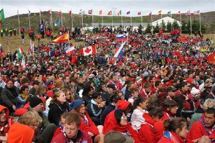 Scout lorquinos regresan de su campamento internacional en Islandia