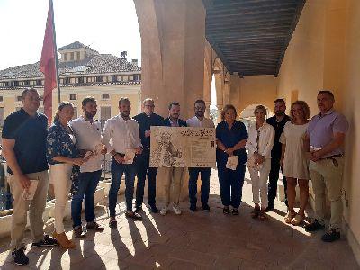 Los actos religiosos en honor a la Virgen de las Huertas, Patrona de Lorca, comenzarán el viernes 30 de agosto y se extenderán hasta el 8 de septiembre