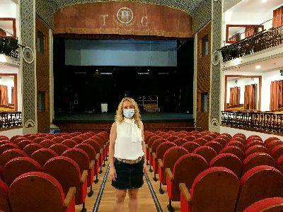 La venta de entradas para asistir a los espectáculos del Teatro Guerra comenzará el 15 de septiembre