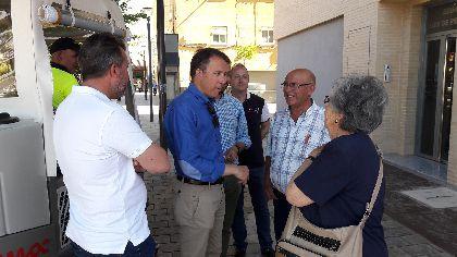 El Ayuntamiento mejora la flota de vehículos de Limusa para la limpieza de las zonas peatonales y comerciales de la ciudad con la adquisición de dos nuevas fregadoras