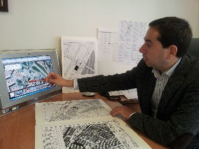 El Ayuntamiento de Lorca da licencia de reconstrucci�n a 5 nuevos edificios demolidos por los se�smos, acercando m�s el fin del proceso de recuperaci�n de la ciudad