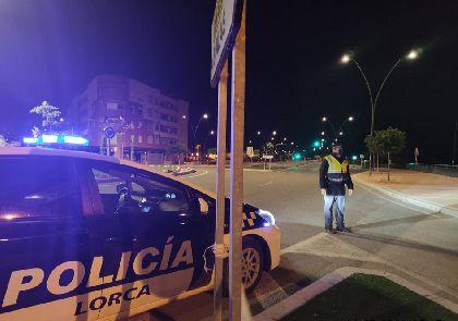 La Policía Local detiene a dos personas por un delito de atentado y resistencia y contra la Ley de Extranjería
