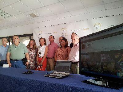 La nueva web www.bordadosdelorca.org difunde por todo el mundo la candidatura para que la UNESCO declare Patrimonio de la Humanidad el bordado lorquino