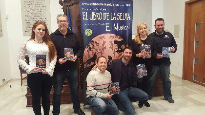 ''El Libro de la Selva, la Aventura de Mowgli'', de producción lorquina, opta al reconocimiento como Mejor Musical Infantil y otras 12 nominaciones de los Premios de Teatro Musical