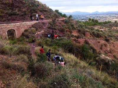 Para este próximo domingo, el Club Senderista La Carrasca organiza una nueva jornada de plantación de árboles