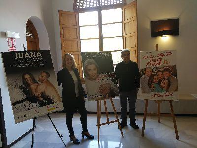 Miguel Poveda, El Consorcio, Abba Life TV, Los Vivancos, Els Jogalrs, Lolita o El Sevilla forman parte de la programación del Teatro Guerra para el primer semestre del año