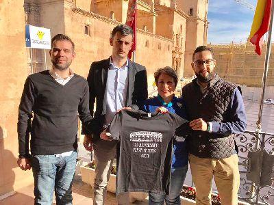 El Club Taurino de Lorca organiza a beneficio de la AECC una marcha andando por los principales monumentos de la ciudad el domingo 12 de febrero