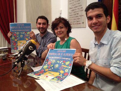 El Ayuntamiento de Lorca y el Consejo de la Juventud organizan un curso gratuito de manipulador de alimentos que se impartir� en el centro juvenil del campus universitario