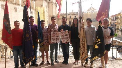 La 16ª edición de la Procesión del Papel contará con la presencia de más de un millar de jóvenes procesionistas lorquinos