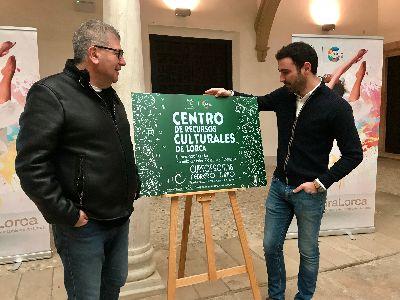 El Centro de Recursos Culturales de Lorca abre el plazo de matriculación para las 1.430 plazas de los 92 cursos programados para desarrollarse entre febrero y junio