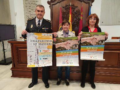 El Ayuntamiento de Lorca apuesta por la seguridad de las personas mayores con la adhesión al 'Plan Mayor Seguridad'