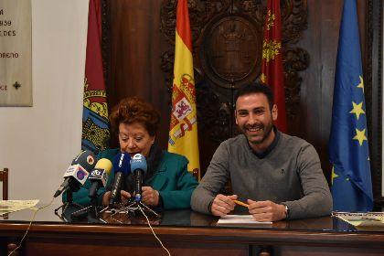 El Centro Cultural  acogerá el próximo 14 de febrero la tradicional Gala de San Valentín organizada por la Asociación de Amas de Casa de Lorca