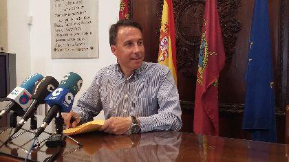 El Ayuntamiento logra retener para los lorquinos la cantidad total de 570.482,47 euros procedentes de los procesos judiciales por los convenios urbanísticos ''trampa''