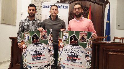 La Ciudad Deportiva de La Torrecilla acoge este sábado la celebración del torneo de fútbol base ''Semana Santa de Lorca'', que reunirá a más de 300 niños