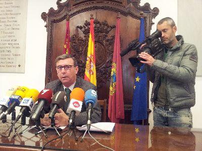 Lorca centrará su presencia en Fitur en difundir la candidatura de los bordados de Semana Santa como Patrimonio Inmaterial de la Humanidad ante la UNESCO