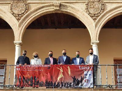 Lorca se une a la celebración del Día Europeo del Arte Rupestre junto a otros municipios de la Región