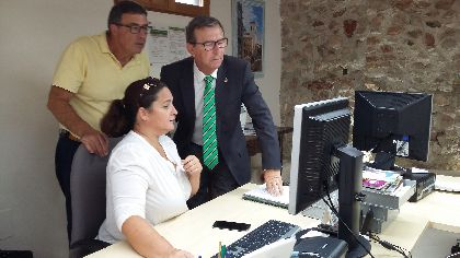 Lorca crece como destino tur stico incrementando un 114 5 for Oficina de turismo lorca