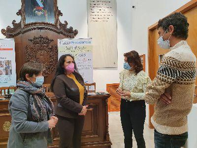 Imagen de El Ayuntamiento destaca la labor social y educativa de la Fundación CEPAIM premiada por la Fundación La Caixa