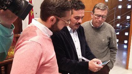 Ayuntamiento y emprendedores lorquinos desarrollarán una experiencia piloto en la Semana Santa para la captación de imágenes para un mercado de comunicación online