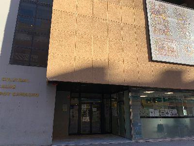 El Ayuntamiento de Lorca informa que la sala de estudio del Centro Cultural abrirá los fines de semana