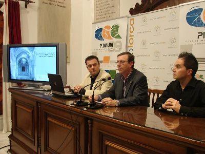 El Ayuntamiento de Lorca adjudica las obras consolidación y adecuación de la Iglesia de Santa María para que se puedan hacer visitas turísticas en el verano de 2010
