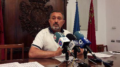Ángel Meca reclama ampliar el embalse del Cerro Colorado para garantizar el suministro de agua a los agricultores ante futuras averías en la desaladora de Águilas