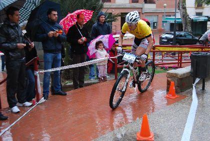 Sergio Mantecón vencedor de la 2ª prueba del Open de Murcia celebrada en Lorca