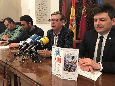 Las Fiestas Patronales de San Clemente participarán en la Asamblea Nacional de UNDEF 2017 que se celebrará en Murcia durante todo el fin de semana