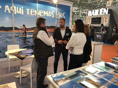 Lorca muestra todo su potencial turístico, durante este fin de semana, en ''Tierra Adentro'', la Feria de Turismo, Deporte y Aventura de Andalucía