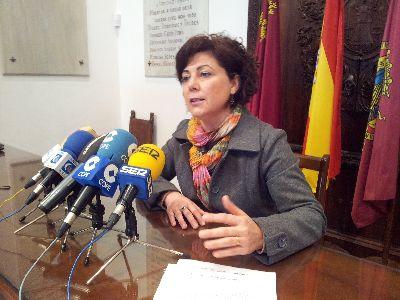 La Junta de Gobierno Local aprueba una nueva batería de 20 ayudas para los damnificados por los seísmos del año 2011 que contemplan un importe de 28.034,23 euros