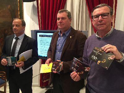 La Concejalía de Turismo repartirá 21.000 programas en español e inglés con toda la información necesaria para disfrutar de la Semana Santa de Lorca
