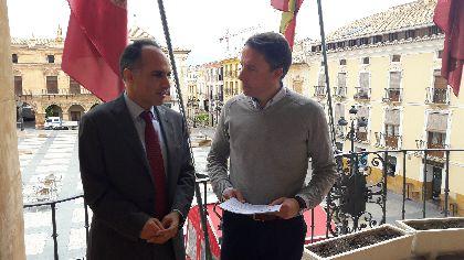 El Alcalde y el Rector de la UPCT firman el convenio que permitirá analizar el Plan General ''para poner el urbanismo al servicio de las personas''