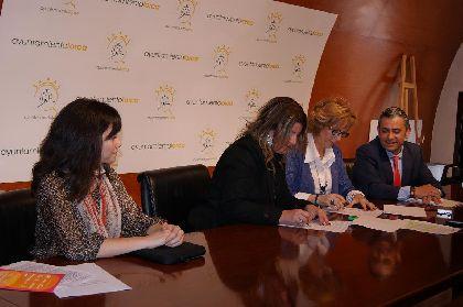 UPTA potenciará en Lorca la presencia de los autónomos mayores de 55 años en las redes sociales con la colaboración del Ayuntamiento