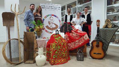 El XXVII Festival Internacional de Folklore Ciudad de Lorca, que se celebrará del 1 al 6 de julio, se dedicará al esparto y ofrecerá la actuación de siete grupos