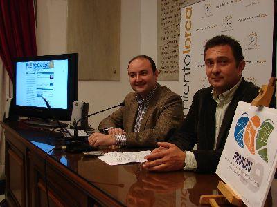 El Ayuntamiento de Lorca crea la web www.lorca.es/pimun para que los ciudadanos puedan conocer las 275 obras municipales del PIMUN?09