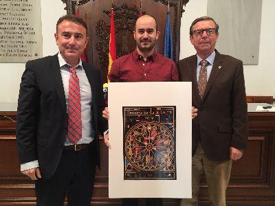 El arquitecto David Galbis Soto se impone en el VII Concurso de Carteles de Semana Santa de Lorca con su obra ''El arte de la Pasión''