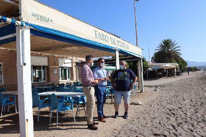 El Ayuntamiento felicita al restaurante 'El Faro de Puntas' por la obtención del distintivo ''Solete'' de la Guía Repsol
