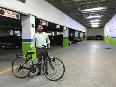 El aparcamiento público de San Vicente reabre sus puertas con la rebaja a la mitad del precio de sus abonos y una imagen mejorada