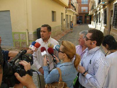 El Ayuntamiento destina 59.000 euros para habilitar 4.000 m2 de nuevas zonas para aparcamientos disuasorios en el casco urbano